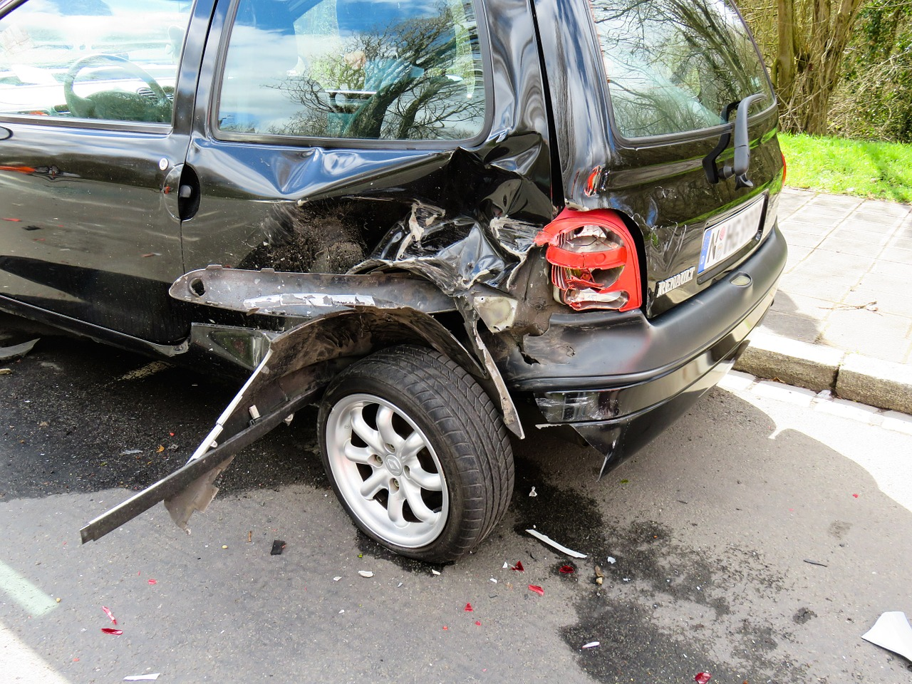 personal injury accident treatment